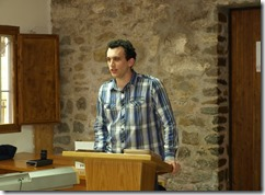 Preaching at the Easter Retreat